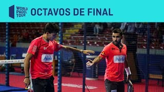 Resumen Octavos de Final (Primer Turno) Cervezas Victoria Córdoba Open 2019