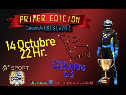GT Sport Uruguay - Fecha 1 - Campeonato Uruguayo