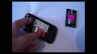 Билайн A105 - Разлочка от оператора, Unlocking(Если ваш телефон заблокирован под оператора и работает только с одной сим-картой или не работает с сим-карт..., 2014-09-03T13:09:15.000Z)