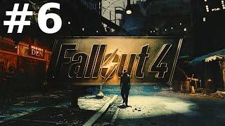 Fallout 4 Прохождение 6 - Вступление в Братство Стали