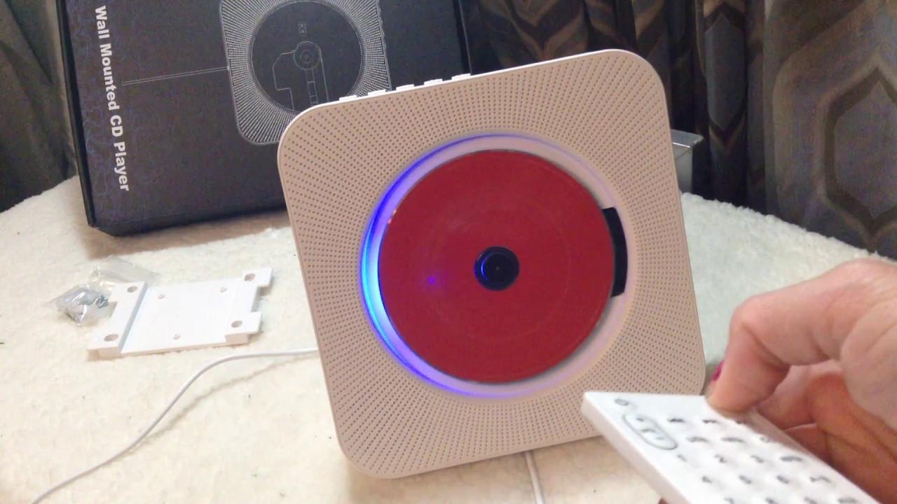 bluetooth cd плеер
