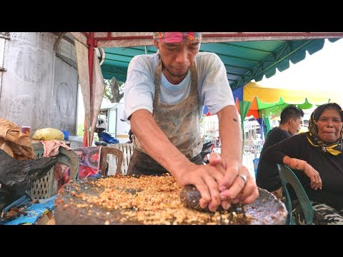INDONESIAN STREET FOOD in MEDAN, Indonesia | Mind blowing LOCAL Indonesian food | Medan street food