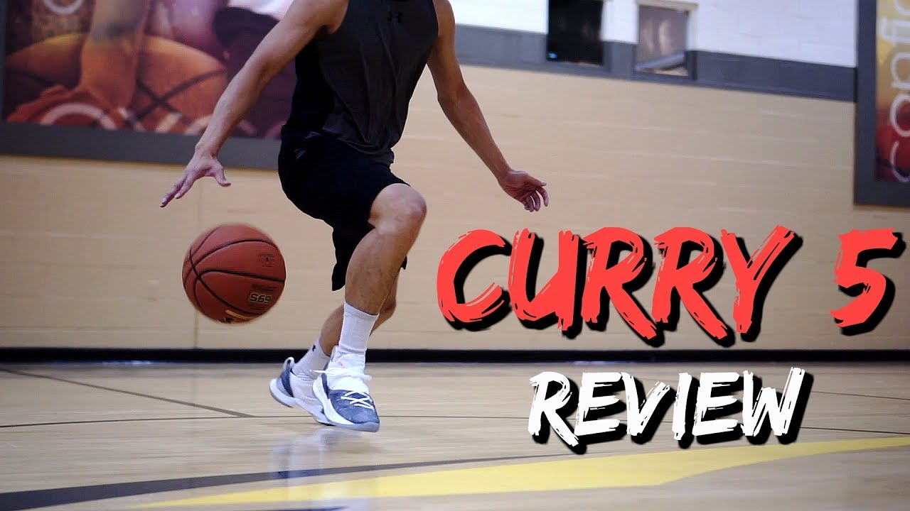 Under Armour Curry 5 Performance Review!