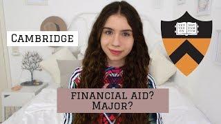 Why I chose Cambridge over Princeton