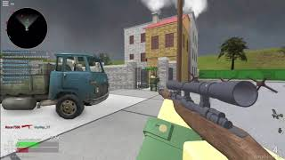 Roblox World of War 2 - Gameplay ohne Comentado