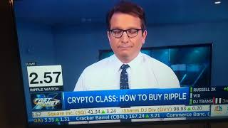 $60k ripple xrp bought on cnbc coinbase soon