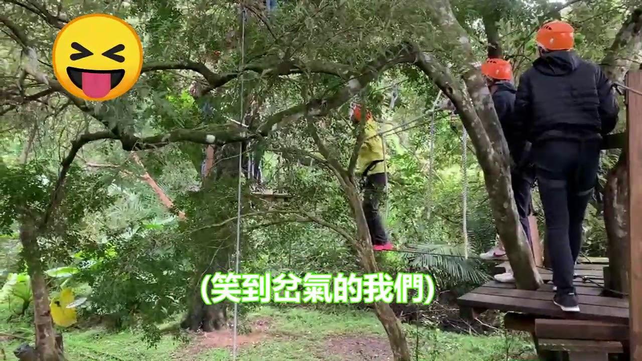 野猴子森林探險樂園 - YouTube