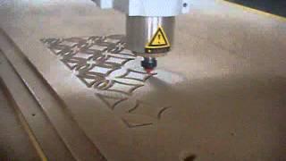 Yihai Cnc Router Wooden Machine Yh-1325 For Door Making