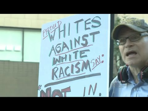 Impromptu Gatherings Across Bay Area To Protest Bigotry, Violence In Virginia