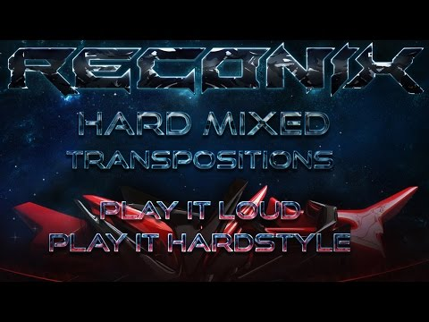 Hardstyle Mix - Play It Loud, Play It Hardstyle