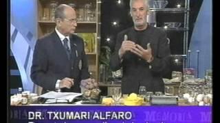 Txumari Alfaro - Memoria (07-08-2001)