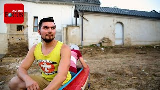 Als Soldat Schreie hört, riskiert er in reißender Flut sein Leben – und rettet 7 Menschen