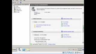Exchange 2010 Training - Module 01 Lesson 03 Part 3 Installing Certificate Services