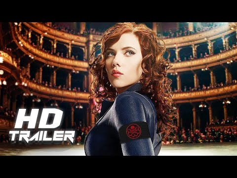 Black Widow - Teaser Trailer #1 (2019) Scarlett Johansson Solo Movie [HD] Marvel Comics | Fan Edit