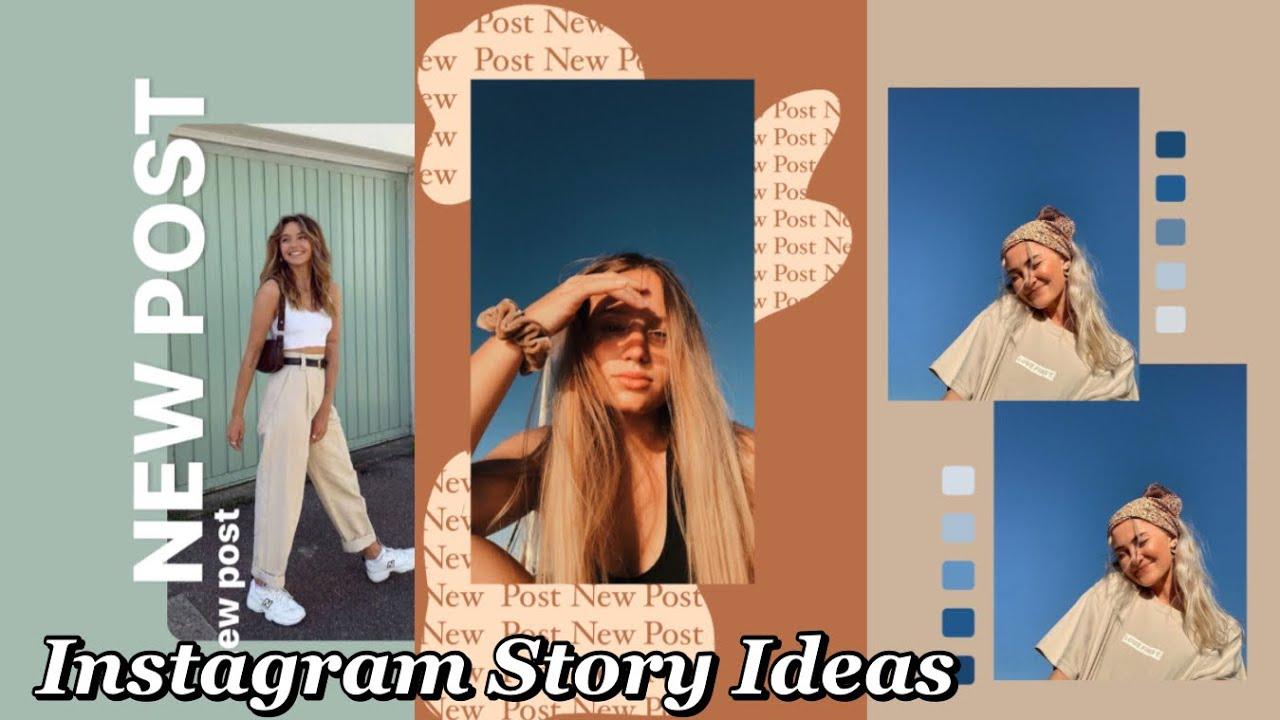 20+ Instagram Story Ideas for 20