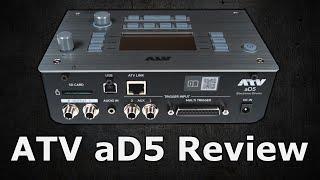 ATV aD5 - Review