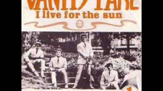 Vanity Fare ~ I Live For The Sun ~ Single (1968)
