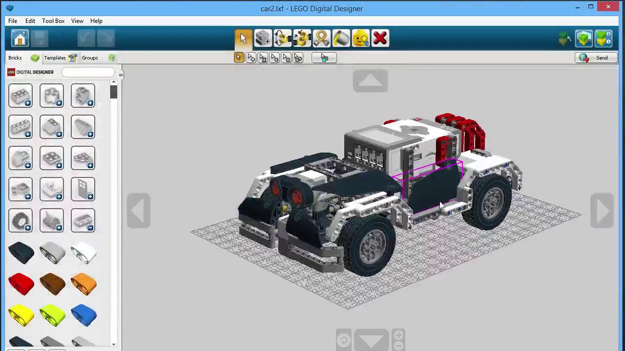 Lego Digital Designer - Nuevas Ideas de montaje