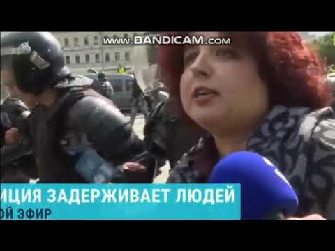 Задержание мужа члена партии Единая Россия