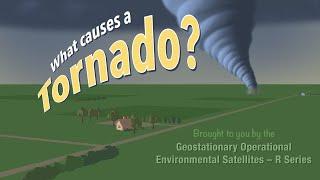 What Causes a Tornado?