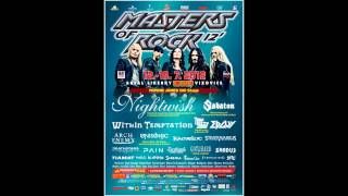 Masters Of Rock 12.-15. 7. 2012