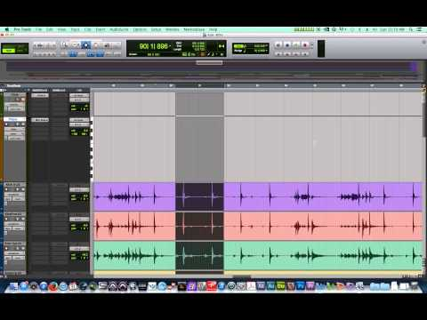Pro Tools 11 – #10 – Zoom Shortcuts, Zoom Toggle, Zoom Presets