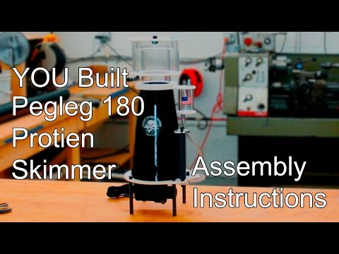 Pegleg 180 Assembly Instructions
