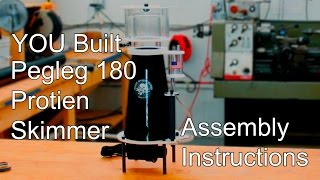 pegleg 180 assembly instructions