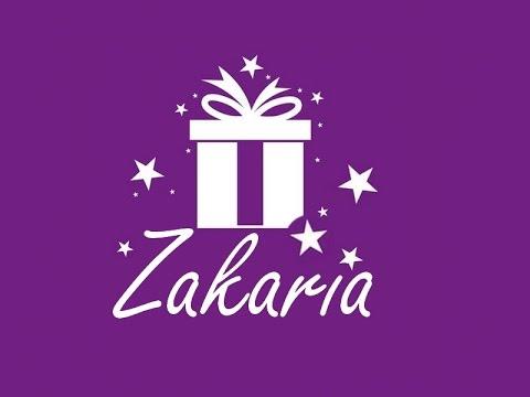 chanson anniversaire zakaria