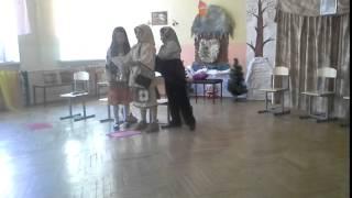 Театральная постановка начальной школы. Часть 1