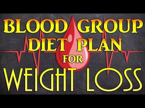 Blood Group Diet For Weight Loss | Blood Type Diet For Indians