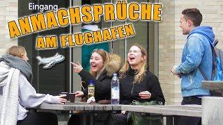 DUMME ANMACHSPRÜCHE AM FLUGHAFEN! | PvP