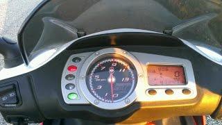 Gilera Runner 125 ST (0-100km/h)