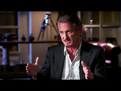Sean Penn: Journalists Are Just Jealous Of Me
