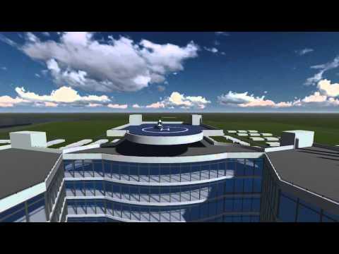 Trinity Towers Animation