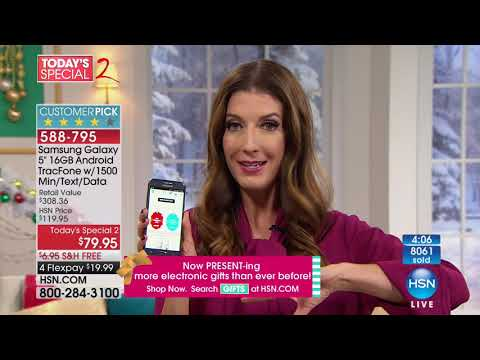 HSN | Electronic Gifts 12.03.2017 - 02 PM