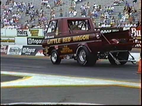 Vintage little red wagon etown YouTube
