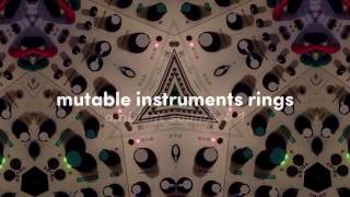 Ambient Sounds # 1 - Mutable Instruments Rings.