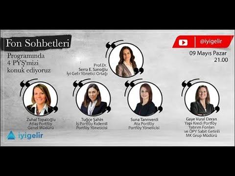 # 19 Kadın Portföy Yöneticilerimiz ile FON SOHBETLERİ