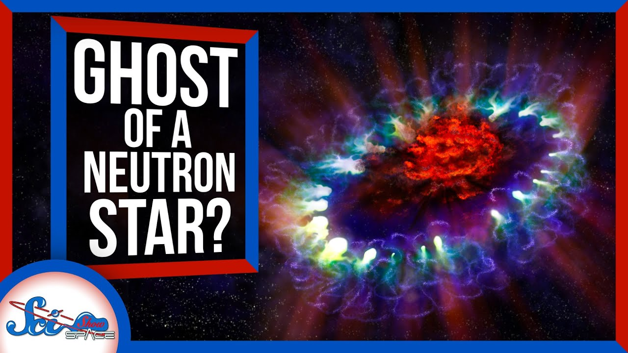 This Stellar Blast Showered the Universe with… Calcium | SciShow News
