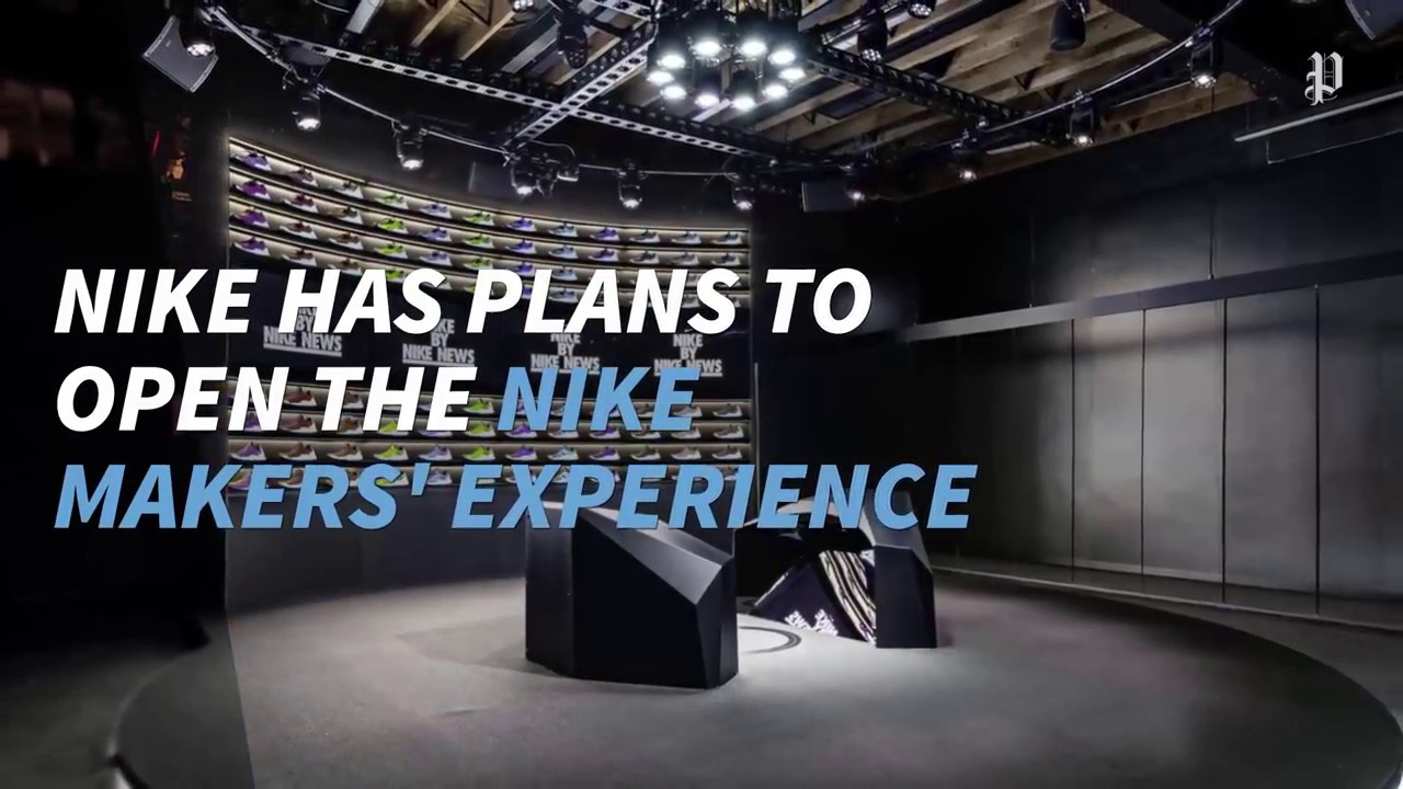Shipley Mira India  Nike can now make you custom shoes in less than 90 minutes - YouTube