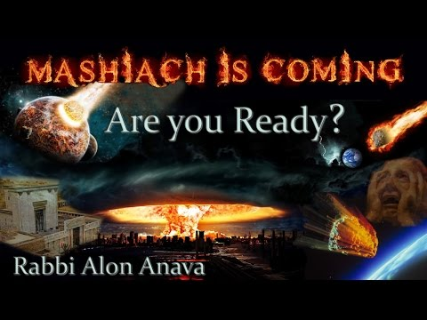 Mashiach is coming - are YOU ready? - Special presentation of Rabbi Alon Anava | Moshiach is here!