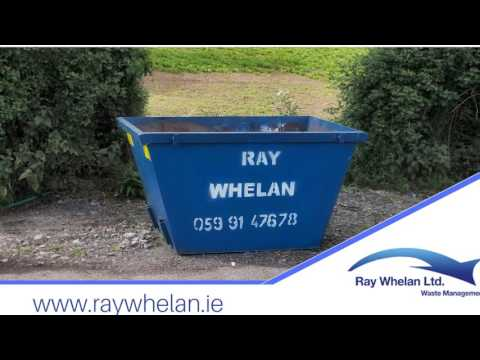 Ray Whelan Ltd Skip Hire & Waste Collection Management, Carlow