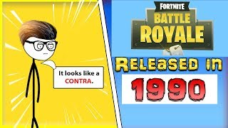 What If Fortnite Was Released In the 90s