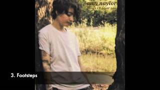 Amy Naylor - Things I'll Never Say: Live Journal #1