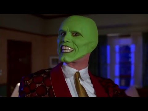 THE MASK 1994 (HD REMASTERED TRAILER)