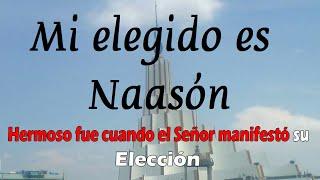 Mi elegido es Naason LLDM Instrumental con Letra