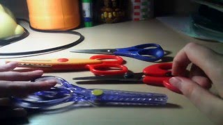 как выбрать ножницы для вашего ребенка?