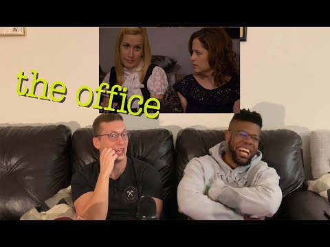The Office REACTION 4x9 Dinner Party Part 1