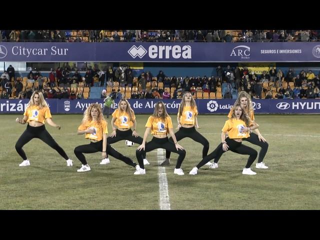 Escuela de Danza Dance Factory Alcorcón Copa del Rey 21 Enero 2017